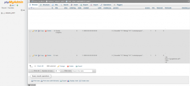 gator4023.hostgator.comlocalhostudcpres_jmln1nfojm_pagebuilderck_pagesphpMyAdmin4.3.8.png